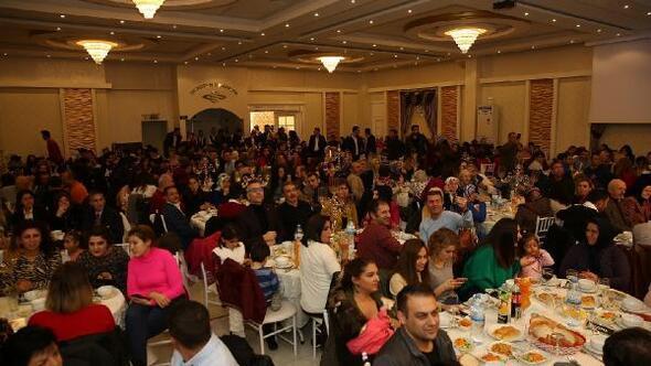 Başkan Çelik, Karadenizliler gecesine katıldı