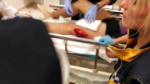 Liseli, okulda tartıştığı arkadaşını bıçakladı