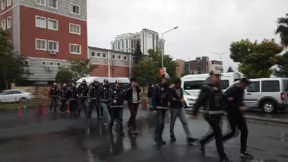 Şanlıurfada joker operasyonu: 24 tutuklama