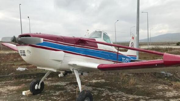 Fırat Üniversitesi eğitim uçağı aldı