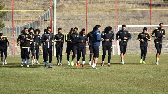 Malatyasporlu Sadık ve Donalt, Antalyaspor maçı öncesi konuştu