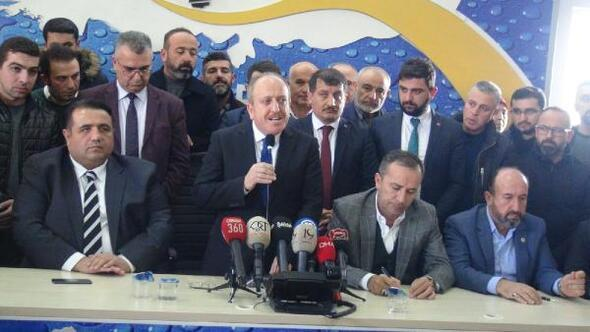 AK Parti Çorum İl Başkanı Karadağ, görevinden istifa etti