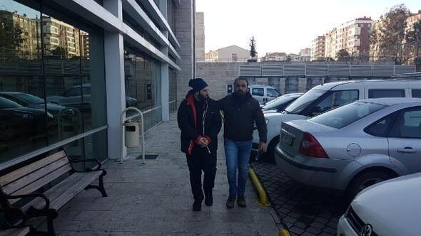 El-Kaide üyesi Samsunda yakalandı