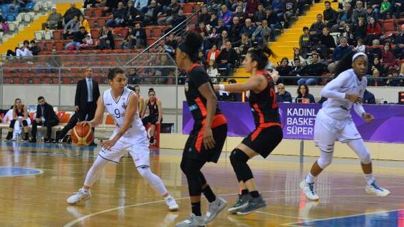 Çukurova Basketbol - Bellona Kayseri: 97-66