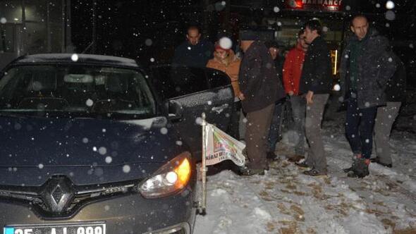 Kirazda rahatsızlanan vatandaşlar, yoğun çalışmalar sonucu kurtarıldı