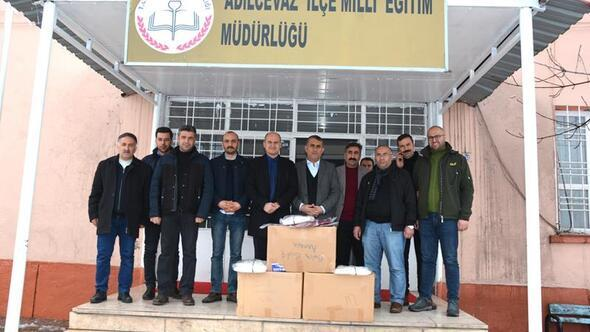 Ankara'dan  Adilcevaz'a  gönül köprüsü