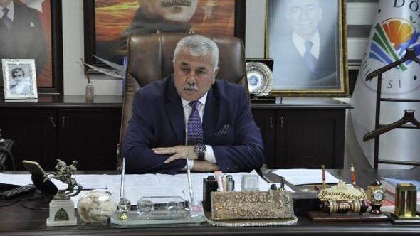 Dörtyol Belediye Başkanı MHPli Toksoy, partisinden istifa etti