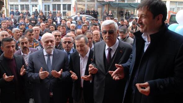 Gelendostta AK Parti SKM açıldı