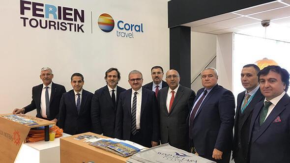 ITB'nin gözdesi Antalya oldu