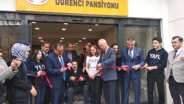 Beylikdüzü'nde 108 kapasiteli öğrenci yurdu hizmete açıldı