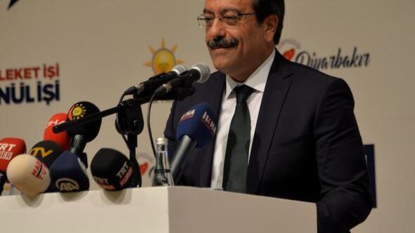 AK Parti adayı Atilladan Diyarbakıra metro, metrobüs ve teleferik projesi