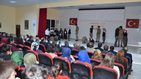 Darendede 18 Mart Çanakkale Zaferi anıldı