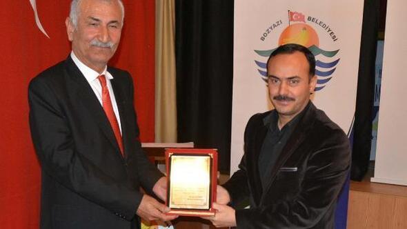 Bozyazı Belediye Başkanı Mehmet Ballı veda etti