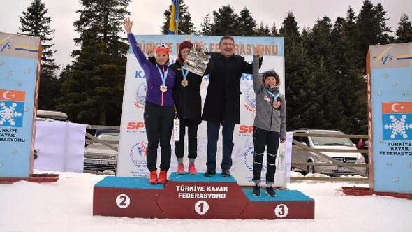 Boluda Kayaklı Koşu Balkan Kupası heyecanı