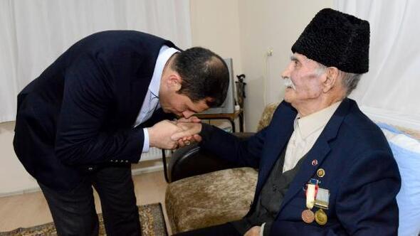 89 yaşındaki Kore Gazisi yaşamını yitirdi