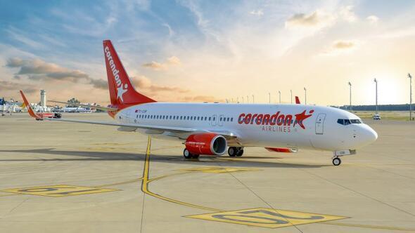 Corendon Airlines İzmir'den Almanya'ya 39.90 Euro'ya uçacak