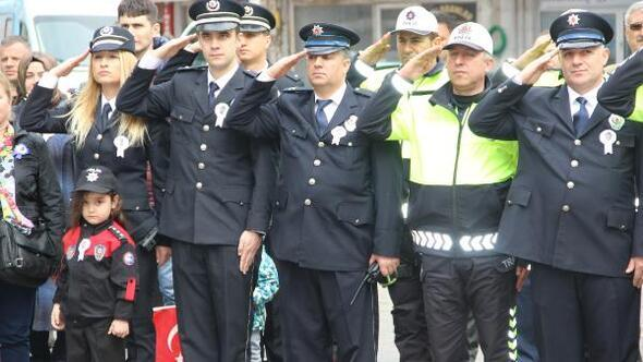 Polis Teşkilatının 174'üncü Kuruluş Yıldönümü Susurlukta kutlandı