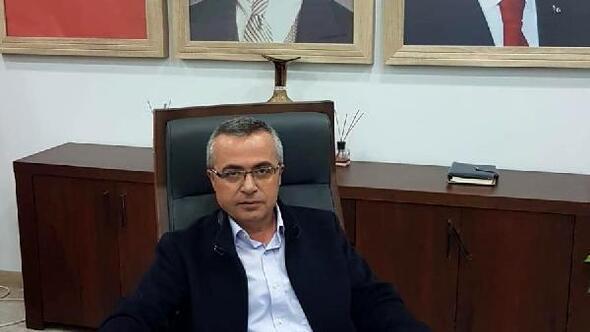 AK Parti ilçe başkanı ve eşi kazada yaralandı
