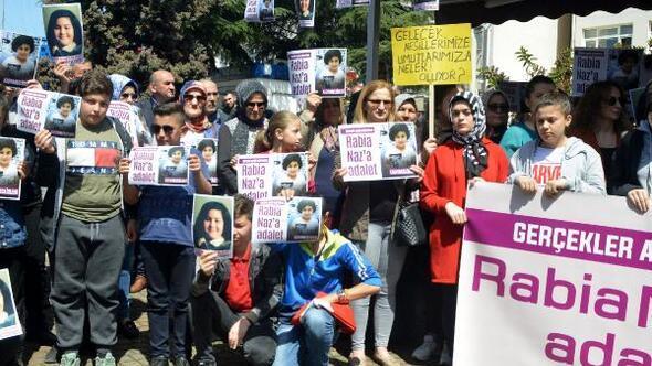 Rabia Naz, ölüm yıl dönümünde anıldı