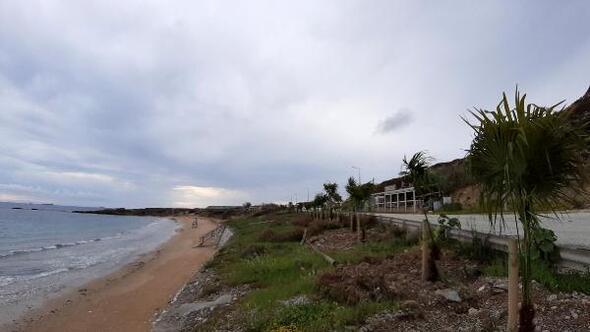 Egenin turizm cenneti Bozcaada, yeşil ada oluyor