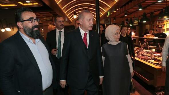 Cumhurbaşkanı Erdoğan Floryada vatandaşlarla bir araya geldi