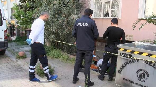 Bakırköyde bir esnaf bıçaklı saldırıda öldü