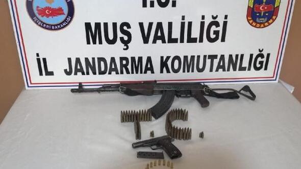 Muş'ta terör operasyonu: 14 gözaltı