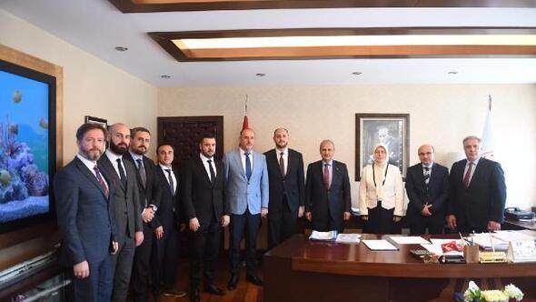 Yalovalı başkanlardan Ankara çıkarması