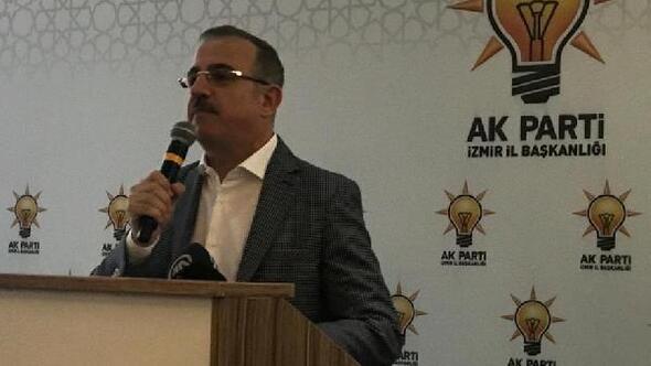AK Parti İzmir teşkilatları bayramlaştı