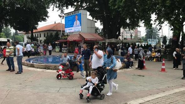 Hendek merkezli 4,6lık deprem, İstanbulda da hissedildi