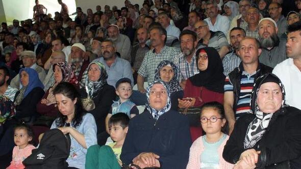 Yozgatta TOKİ konutlarının hak sahipleri kura ile belirlendi
