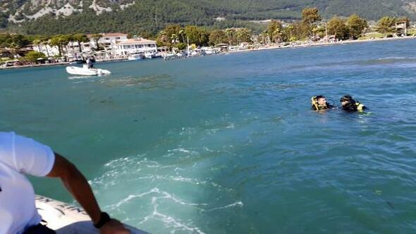 19 yaşındaki Dinçay, denizde boğuldu