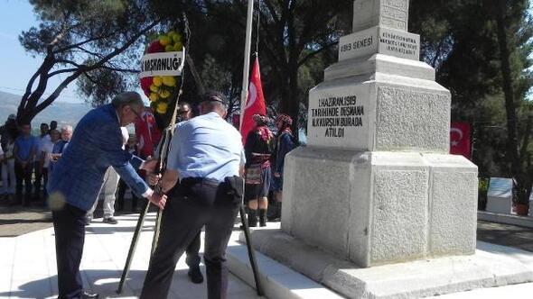 Ödemişliler direnişin 100üncü yılını kutladı