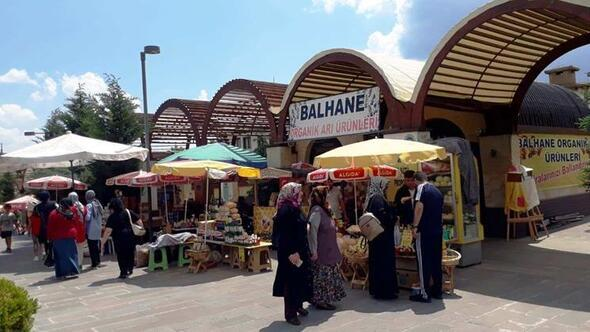 Çamlıdere'yi 60 bin turist ziyaret etti
