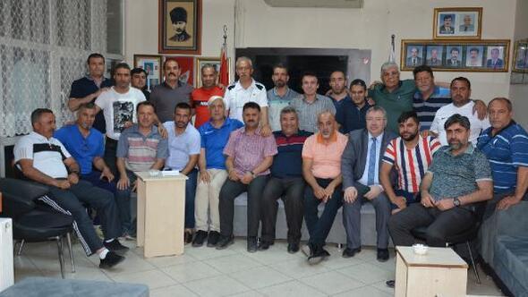 Saip Konukoğlu anısına futbol turnuvası