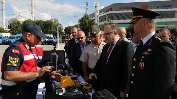 Afyonkarahisarda Jandarma Teşkilatının kuruluşu kutlandı