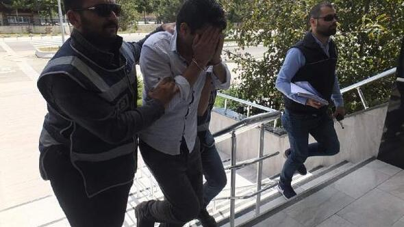 Otobüste kadın yolcuya sarkıntılık iddiasıyla gözaltına alındı