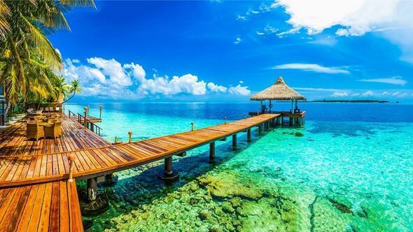 Rüya gibi bir tatil için Maldivler en doğru adres