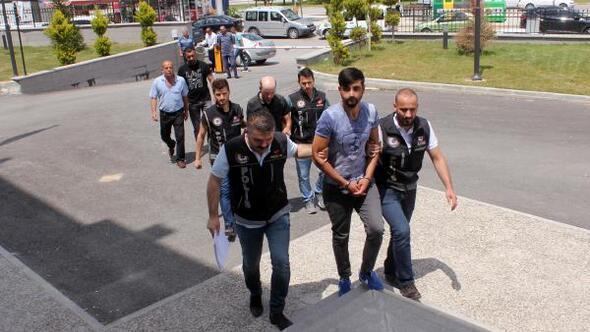 Karamanda uyuşturucu operasyonu: 2 gözaltı