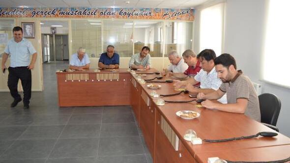 Türkiyenin en pahalı arpası, Susurluk Ticaret Borsasında satıldı