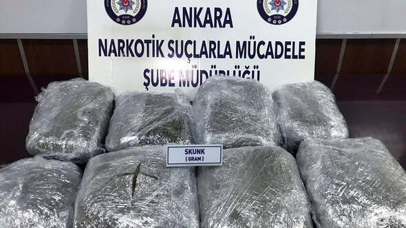 Uyuşturucuya 24 tutuklama