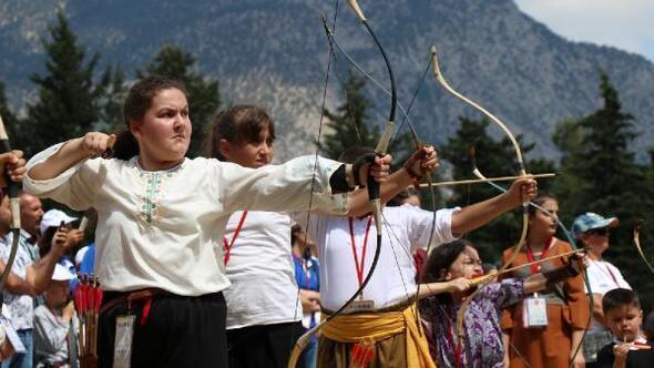 Okçulukta 18 yaş altı gençler Türkiye şampiyonası başladı