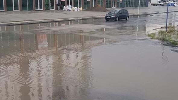 Vatandaşın yağmur sonrası şikâyetleri