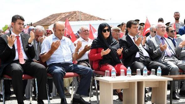Cumhurbaşkanı Erdoğanın yakın koruması mezarının başında anıldı