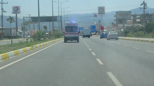 Edremitte şezlong tartışmasında 1 polis memuru öldü, 2 kişi yaralandı