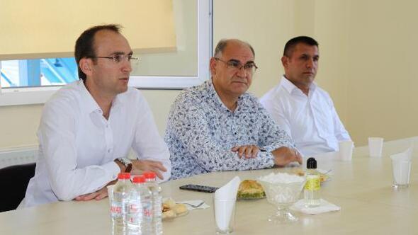 Pozantı'da halk toplantısı yapıldı