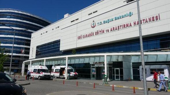 Karabük'te 54 tekstil işçisi zehirlenme şüphesiyle hastaneye kaldırıldı