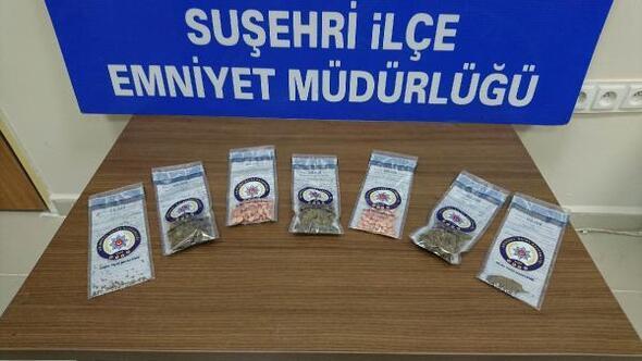 Sivasta uyuşturucu madde operasyonu: 3 kadın tutuklandı