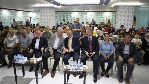 Poyraz Cami Gençlik Merkezi açıldı