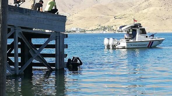 Serinlemek için girdiği baraj gölünde öldü